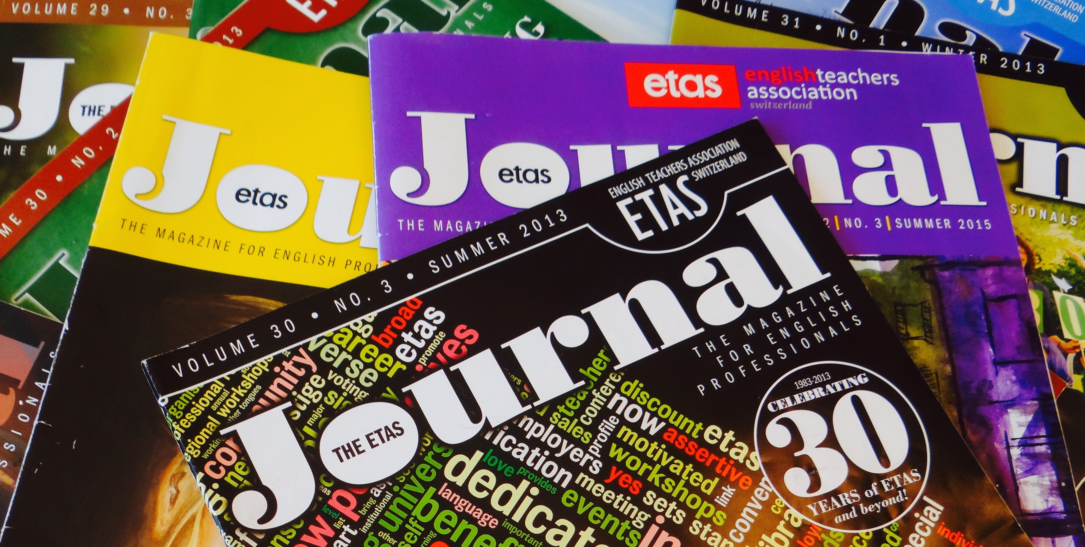 A collection of ETAS Journals